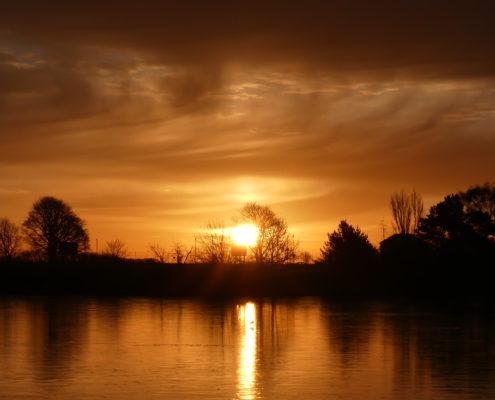 Yeadon sunrise