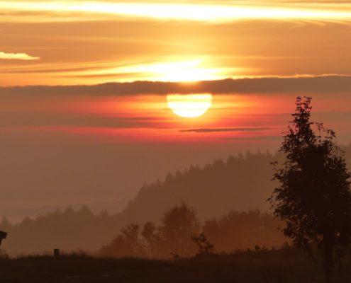 Monday Sunrise 17-9-18