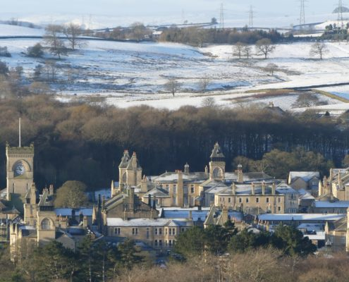 High Royds in Winter